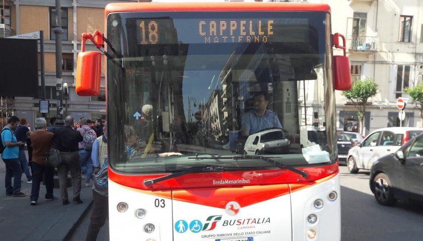Capolinea e corse Busitalia, prima i lavori e poi la nuova organizzazione