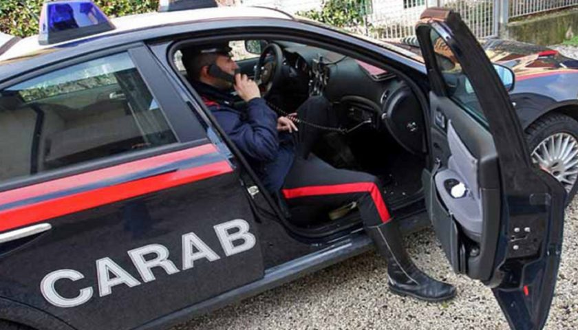 Giovani tossicodipendenti segnalati a Mercato San Severino, lasciavano siringhe a terra