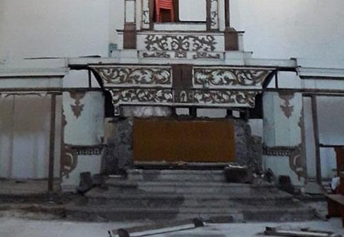 Polla, trafugato altare del 1700 dalla Chiesa della Beata Vergine: si indaga