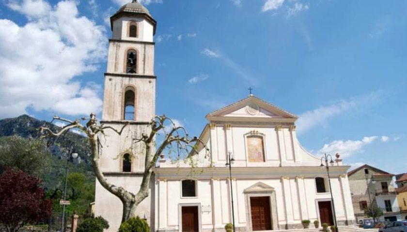 Crollo durante la Santa Messa, il sindaco di Giffoni chiude la Chiesa della Santissima Annunziata