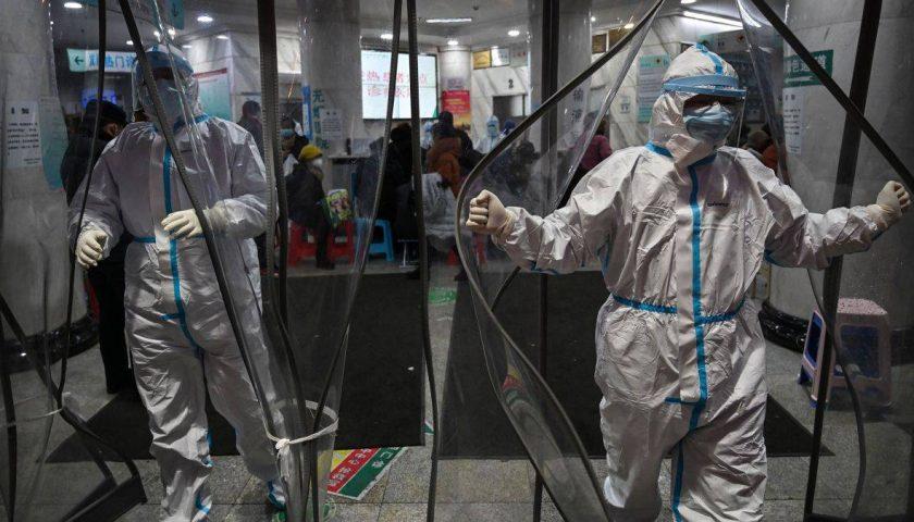 Sospetto coronavirus al Ruggi, l'associazione di Lorenzo Forte contro lo sciacallaggio sul web