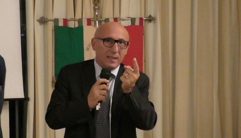 Fasano dopo l'addio come commissario a Salerno: «Non farò mancare il sostegno a Forza Italia e al centrodestra»