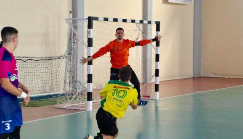 La Genea Handball Lanzara nuovamente in scena alla Palumbo. Ospite il Valentino Ferrara