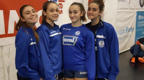 Fiocco azzurro in casa Jomi Salerno: De Ciuceis, Rossomando, Avagliano e Sammartino con la nazionale under 17
