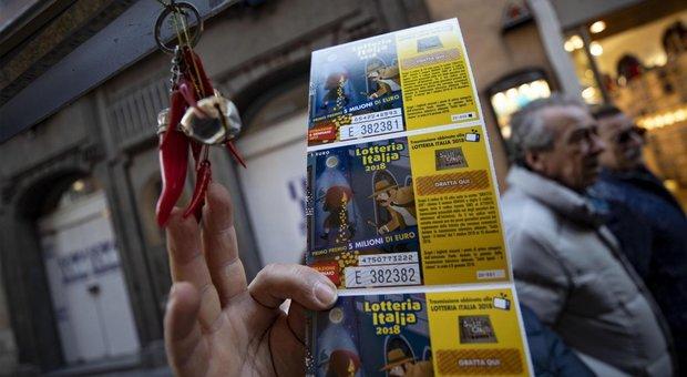 Lotteria Italia, Salerno spera nel bis: venduti 123mila biglietti