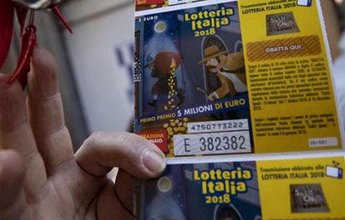 Lotteria Italia, a Salerno due biglietti da 100mila euro: ecco tutti i biglietti vincenti