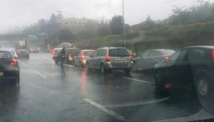 La Protezione Civile Campania: allerta meteo Arancione dalle 18 di oggi