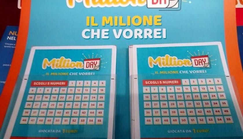 """""""MillionDay"""", a Mercato San Severino vinto un milione di euro"""