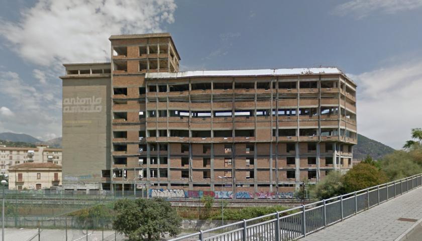 Degrado ex Pastificio Amato, il sindaco Napoli fa partire la bonifica