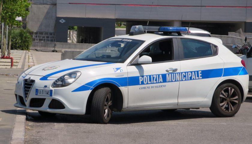 Aumentano le multe ma calano gli incassi: buco da 1,5 milioni di euro per il Comune di Salerno