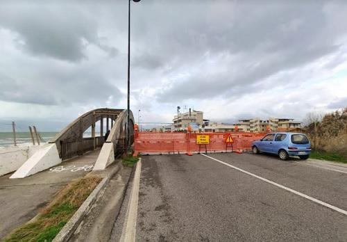 Pontecagnano, ponte Asa chiuso fino a fine febbraio: protestano residenti e imprenditori