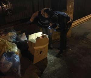 Pellezzano, rifiuti in strada: controlli speciali contro furbetti e sporcaccioni