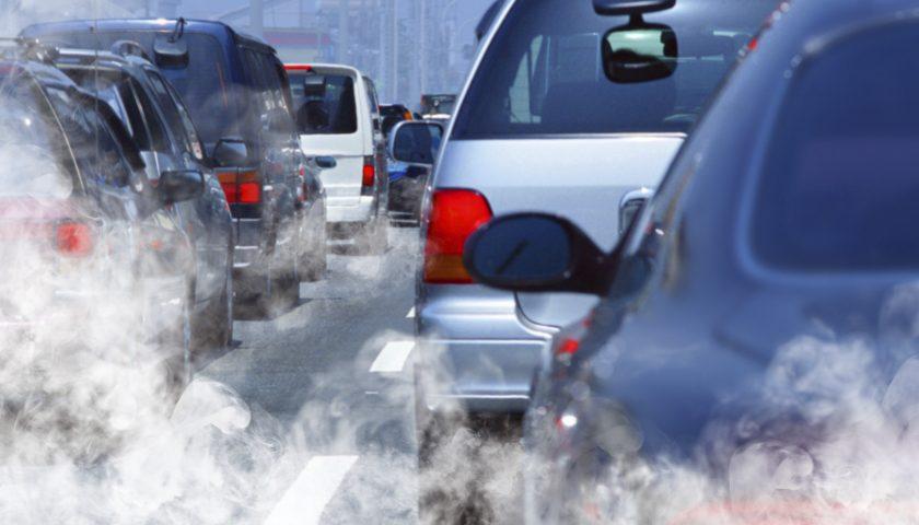 Smog a Salerno, già sforati in tre occasioni i limiti di emissioni Pm10
