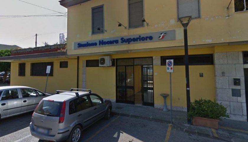 Investito da un treno a Nocera Superiore, giovane di 20 anni illeso