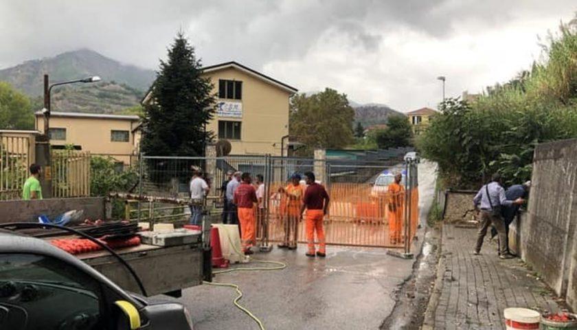 Pellezzano, riapre al traffico dopo 3 mesi via Nofilo: stop solo agli autocarri