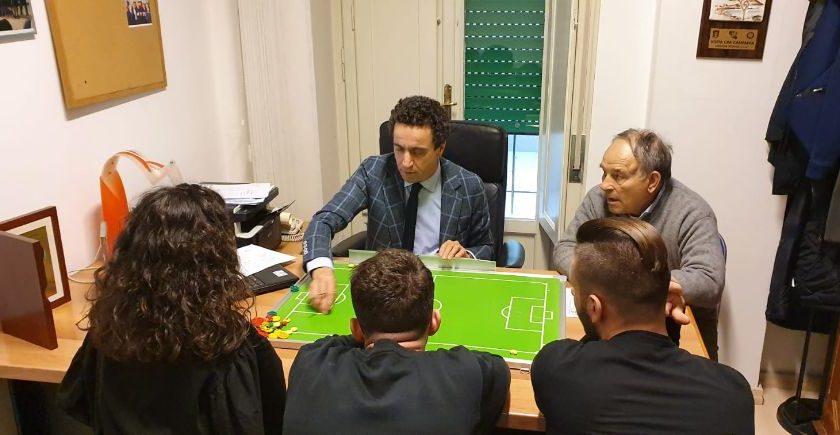 """Arbitri Figc, la sezione """"Sabato Memoli"""" di Salerno ha 43 nuovi fischietti"""