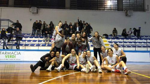 La Todis Salerno '92 batte la Pink Sport Bari ed è aritmeticamente sesta