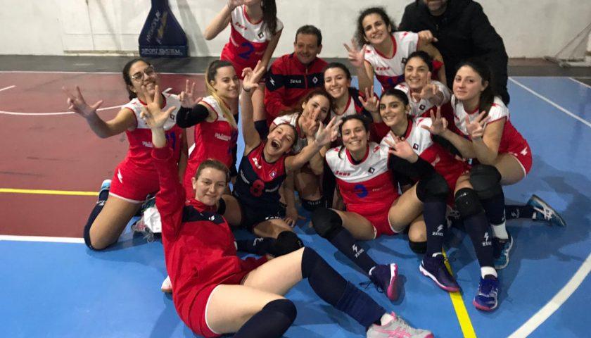 Netta vittoria della Re Lions Sport Salernum, consolidato il primato in classifica
