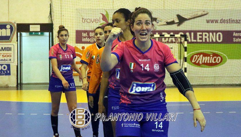 Final4 Coppa Italia: la Jomi Salerno in finale