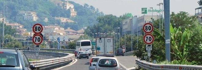 In fuga sull'A3 con 7 chili di droga: speronano i carabinieri e vengono arrestati dopo due mesi