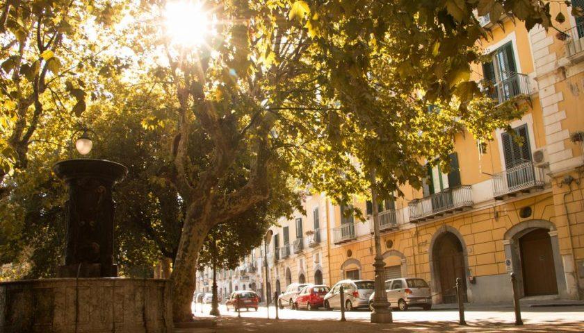 Piazzetta Alario a Salerno, Celano e Gallo scrivono al prefetto