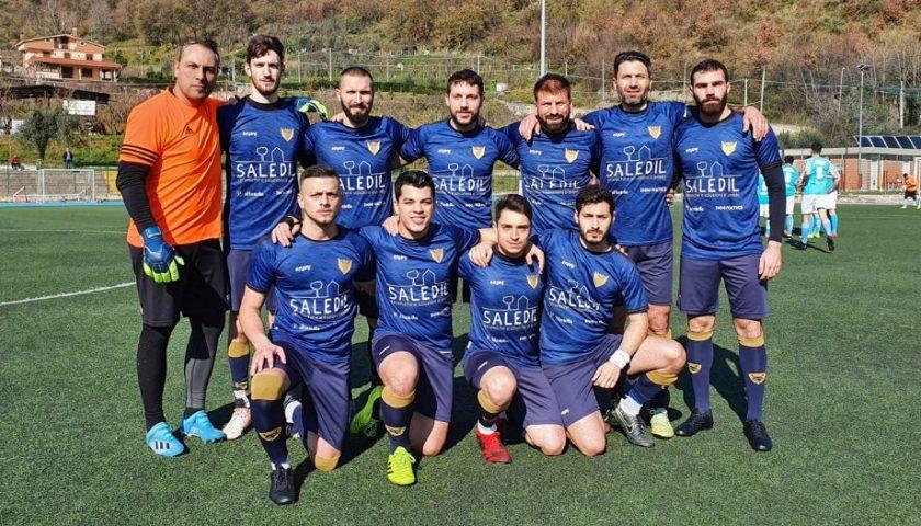 Polisportiva Salerno Guiscards, il team calcio va vicino al blitz in casa dell'Atletico Battipaglia