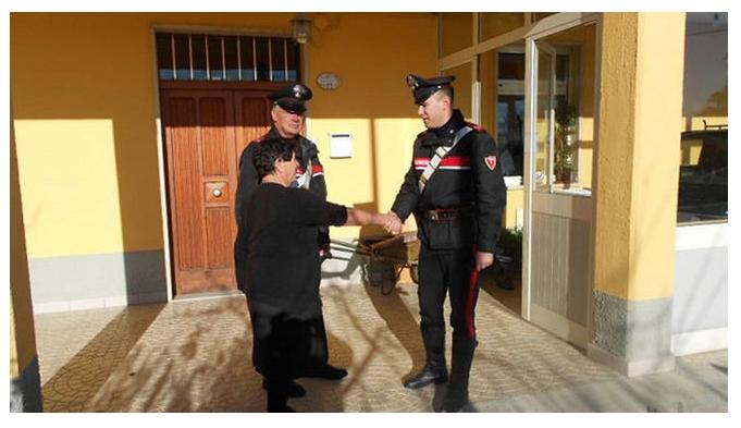 Truffe agli anziani ad Olevano sul Tusciano, due persone in manette