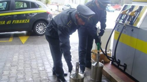 Agro nocerino, truffa milionario per il gasolio: 55 indagati