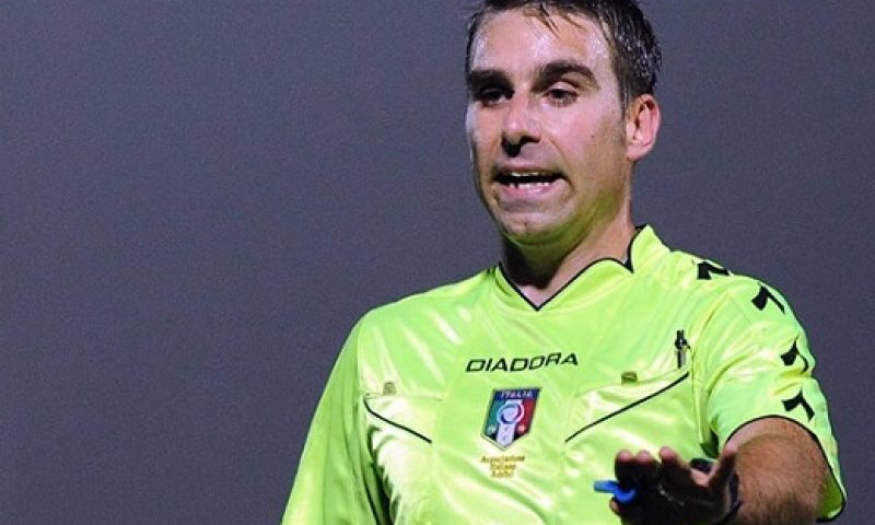 Chievo/Salernitana affidata all'arbitro Fourneau di Roma 1