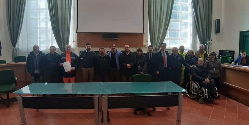 Mercato San Severino, assunzione per 12 dipendenti della ex Gesema
