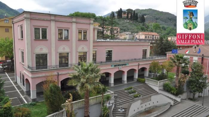 Nuove assunzioni al Comune di Giffoni Valle Piana: indetti 3 bandi