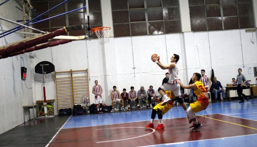 La Fasano Gomme 2 Hippo Basket Salerno ferma la corsa della Pallacanestro Antoniana