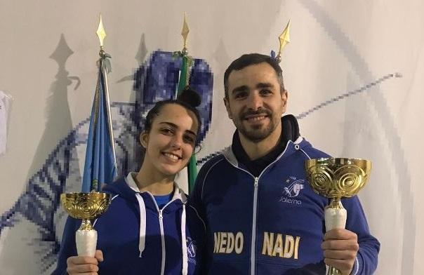 Scherma, Open Regionali: qualificati Gallo e De Rosa
