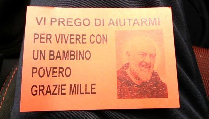Truffa con il volto di Padra Pio, tre romeni nei guai a Nocera Inferiore