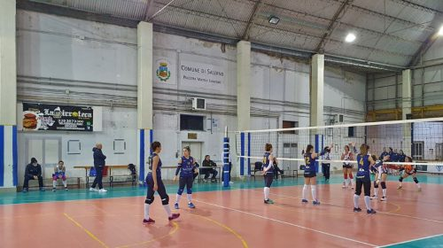 Saledil Guiscards, per il team volley esame di maturità in casa del Cus Napoli