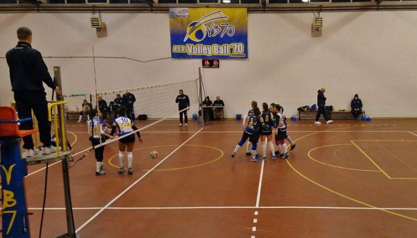 Saledil Guiscards, il team volley ospita lo scontro diretto in chiave play off con la SG Volley