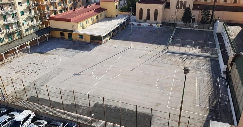 Salerno, approvato il progetto di riqualificazione del cameptto dei Salesiani