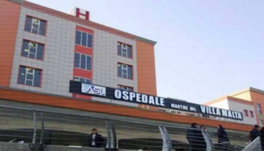 Affetto da tubercolosi, 39enne trasferito da Nocera Inferiore a Sarno: è in Rianimazione