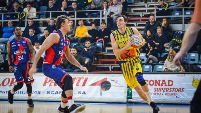 Allerta coronavirus, rinviata la partita di pallacanestro tra Scafati Basket e Biella