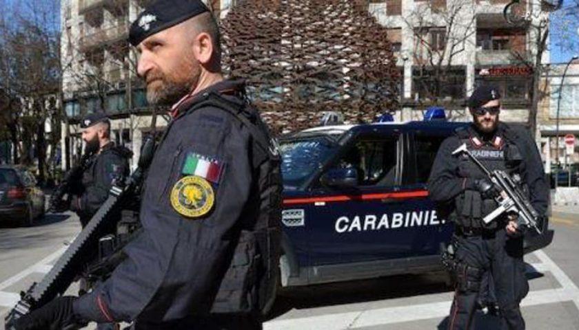 Escalation di furti nelle abitazioni nel Salernitano, arrivano i militari del Sio