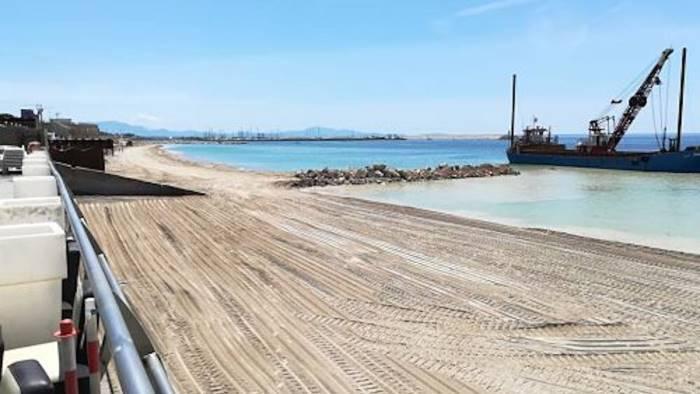 Ripascimento litorale: la società di Rainone può iniziare i lavori, il Tar boccia il ricorso dell'azienda di Napoli