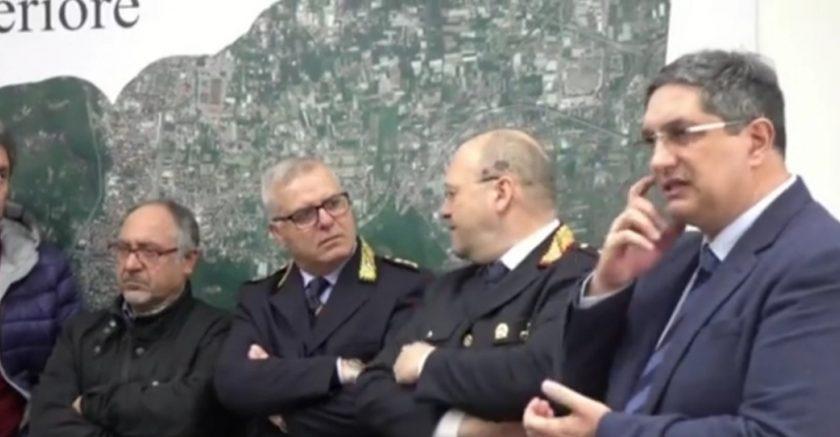 Sicurezza a Nocera Inferiore, installate 114 telecamere su tutto il territorio