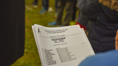 Agropoli, annullati i Campionati Regionali di Corsa Campestre