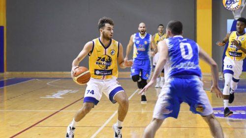 Basket Bellizzi, derby esterno contro la Pallacanestro Salerno