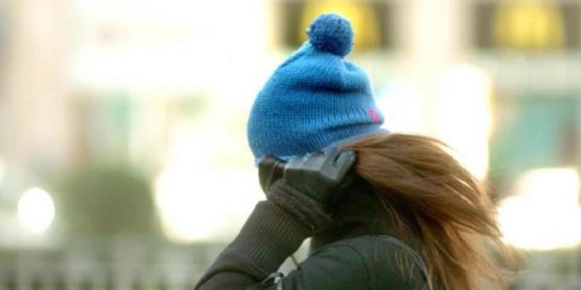 In arrivo sull'Italia freddo, vento e temporali