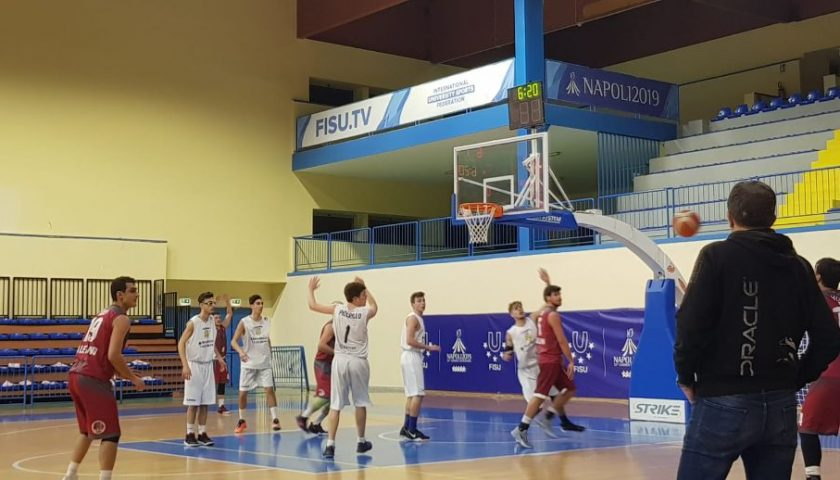 La Fasano Gomme 2 Hippo Basket Salerno vince anche a Nocera e prosegue la marcia