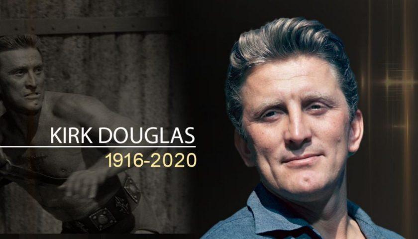 Addio al decano degli attori di Hollywood: Kirk Douglas aveva 103 anni