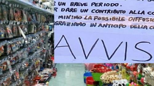 Disagio coronavirus, negozi cinesi chiusi per due settimane in tutta la Campania