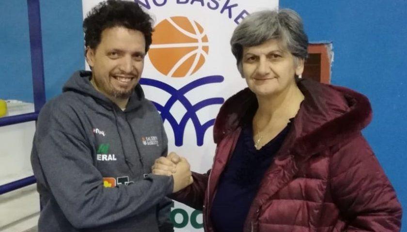 Aldo Russo è il nuovo allenatore della Todis Salerno '92