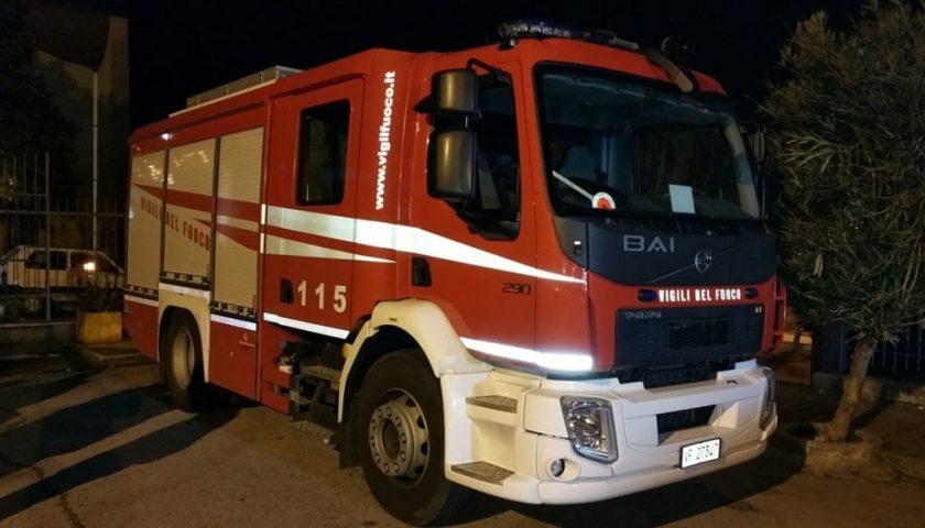 Incendio in un pub a Nocera Inferiore, indagini dei carabinieri